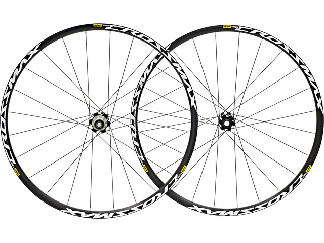 "Mavic Crossmax Light Laufradsatz 27,5"" schwarz"